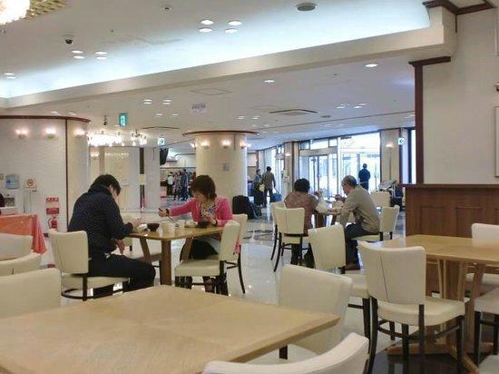 Toyoko Inn Narita Kuko: 朝食会場