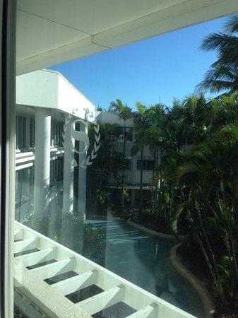 Sheraton Grand Mirage Resort, Gold Coast: View from the resort room