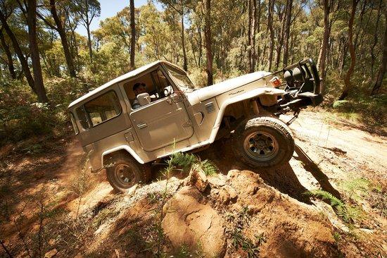Cobungra, Australia: Four Wheel Driving