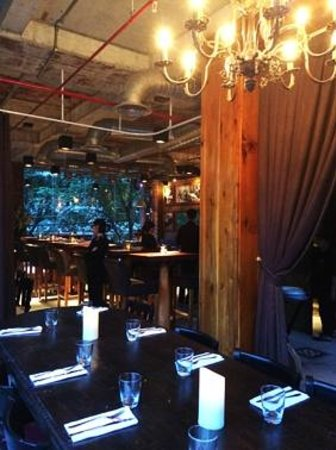 El Gaucho - Argentinian Steakhouse: El Gaucho Argentinian Steakhouse, 74 Hai Ba Trung, District 1, Ho Chi Minh City, Private Area