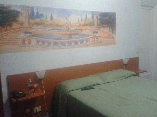 Adriatic Hotel: Quarto