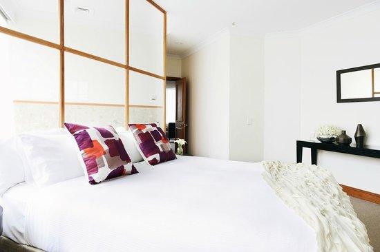 Rydges Melbourne Hotel: Premier Spa Suite