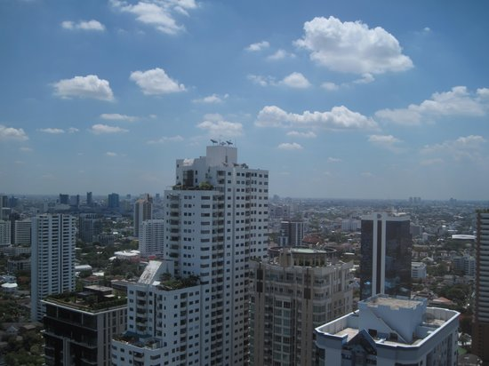 Bangkok Marriott Hotel Sukhumvit: 36floor view