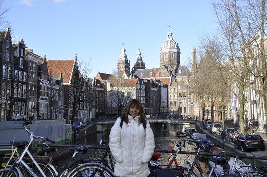 De Duif : Prinsengracht canal