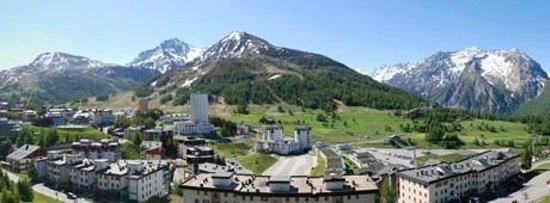 Villaggio Olimpico Sestriere - TH Resorts : panoramica sestriere