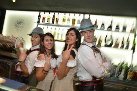 Villaggio Olimpico Sestriere - TH Resorts : staff bar