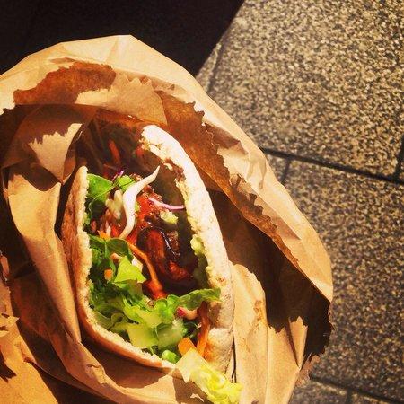 Moorish Falafel Bar : #streetfood
