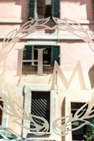 Hotel Madrid : entrata