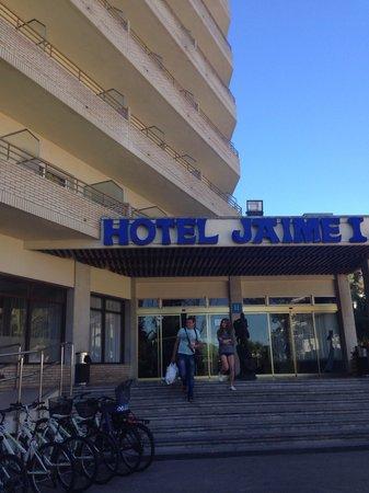 Jaime I Hotel : Entrada