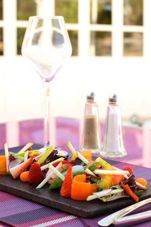 L'Atelier des Pleiades: fruits et légumes mix salade