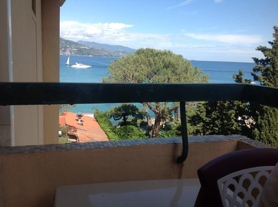 Hotel Alexandra: balcone hotel  Alexandra
