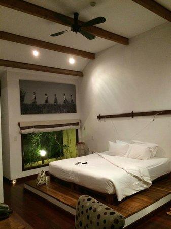 Chen Sea Resort & Spa Phu Quoc: Номер на второй линии
