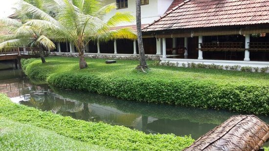 Kumarakom Lake Resort: View of hotel