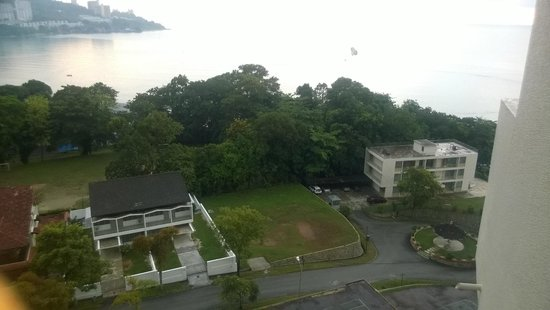 Copthorne Orchid Hotel Penang: view