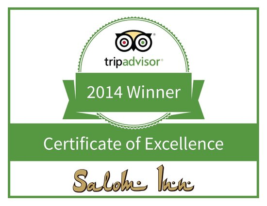 Salom Inn: Thanking All our Guests!!!