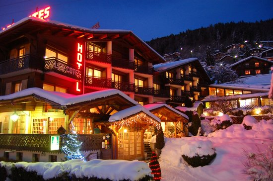 Hotel Les Cotes, Residence Loisirs et Chalets