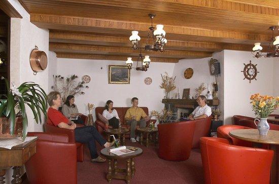 Hotel Les Cotes, Residence Loisirs et Chalets: Salon