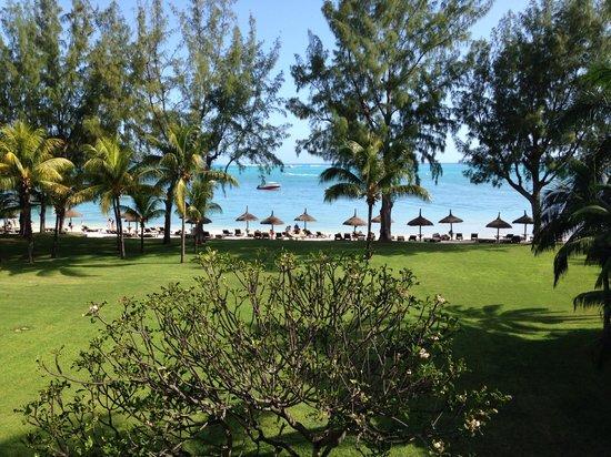 Club Med La Pointe aux Canonniers : Vue depuis notre chambre