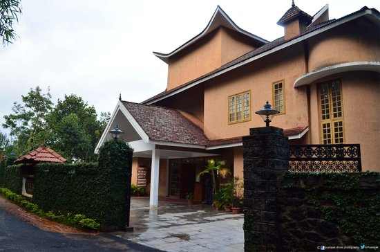 Wild Corridor Resort and Spa by Apodis: Entrance