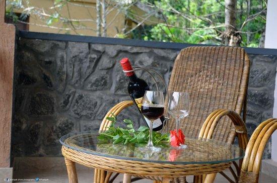 Wild Corridor Resort and Spa by Apodis: Balcony