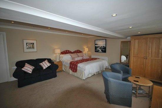 Warpool Court Hotel Restaurant: Bedroom
