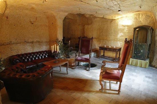 Chateau de Pray: Le Caveau