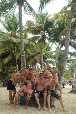 Pro excursions Bayahibe : Saona island