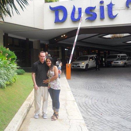 Dusit Thani Manila: Damien Auksorius