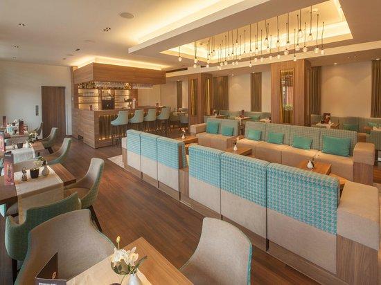 Apartment-Hotel Hamburg Mitte: Die Lounge