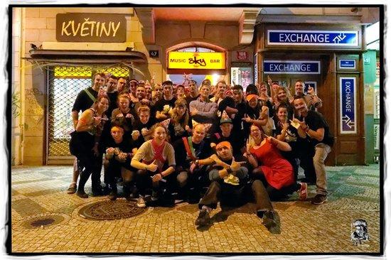 The MadHouse Prague Foto
