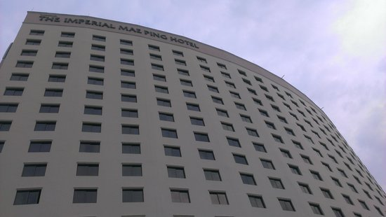 The Imperial Mae Ping Hotel: Hotel exterior