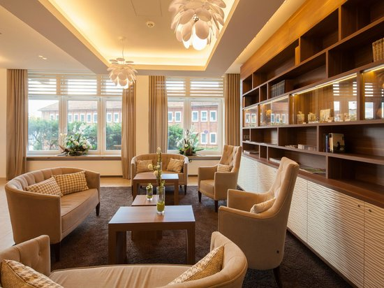 Apartment-Hotel Hamburg Mitte: Lobby