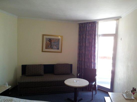 Leonardo Club Hotel Tiberias : номер на 8 этаже