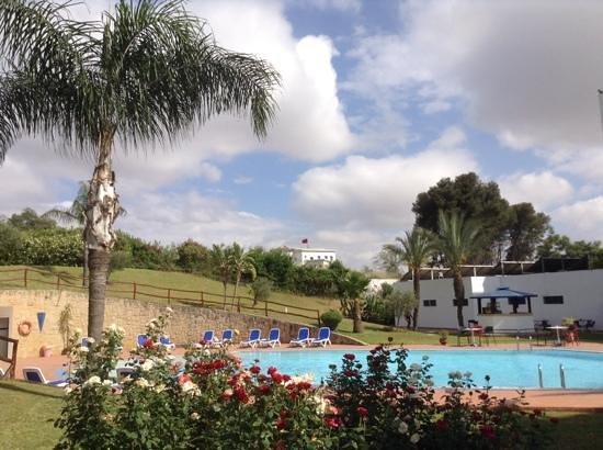 Ibis Meknes Hotel: Panoramablick Ibis Hotel Meknes