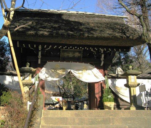 Jindai-ji Temple : Фугакусан-мон