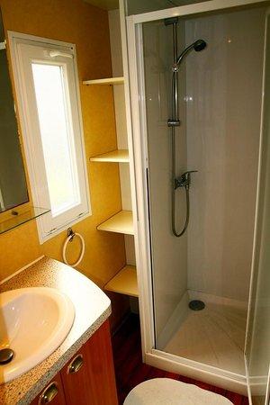 Riviera Soleil : Silver Mobile - Bathroom