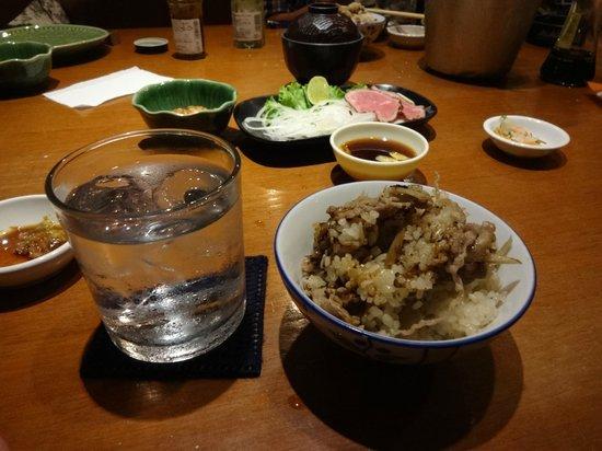 Inakappe Japanese Restaurant: 〆のご飯