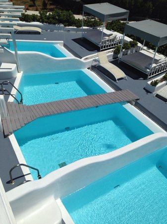 Mykonian Mare Luxury Suites Hotel: View from 223
