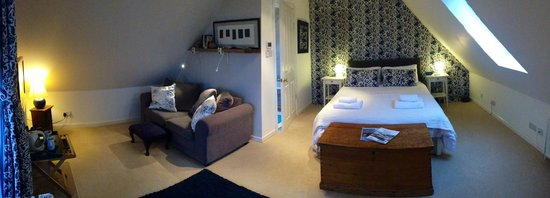 Aird Hill Bed & Breakfast : Skye room