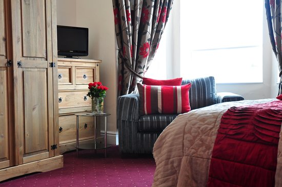 Gregory's Guest House: One of our double rooms here at Gregorys Guest House in York