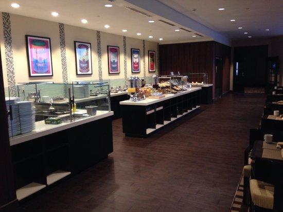 Hilton Albany: Breakfast at the Hilton!