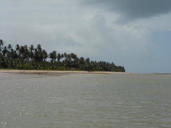 Sao Miguel dos Milagres Beach: São Miguel