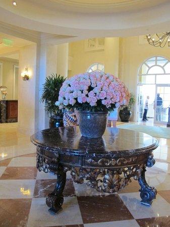 The Ritz-Carlton Key Biscayne, Miami : Lobby