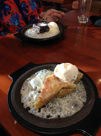 Cantina Laredo: Dessert!