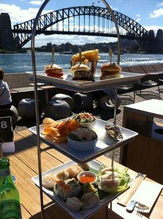 The Opera Kitchen Tasting Plate - Picture of Opera Kitchen, Sydney .
