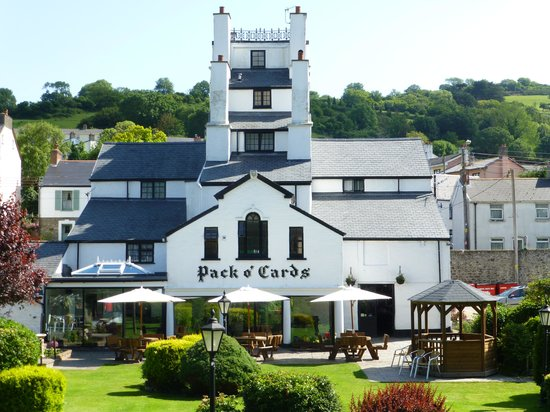 Restaurants Near Combe Martin