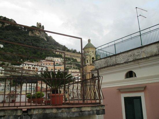 Residenza del Duca Hotel: View towards Duomo