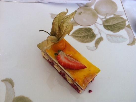 "La Bruschetta: десерт "" Не оторваться!"""
