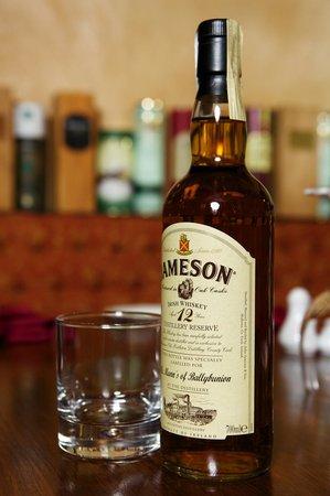 McMunns Restaurant : McMunn's Jameson Whiskey