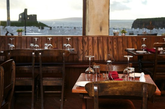 McMunns Restaurant : Our views from the restaurant